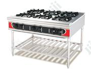 6 Burner Industrial Cooker | Restaurant & Catering Equipment for sale in Lagos State, Ojo