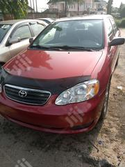 Toyota Corolla 2005 Red | Cars for sale in Lagos State, Apapa