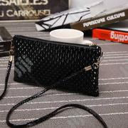 Black Women's Shell Pattern Cross Bag - 10131 | Bags for sale in Lagos State, Amuwo-Odofin