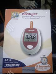 Ebsugar Blood Glucose Monitor | Medical Equipment for sale in Lagos State, Ikeja