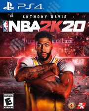 NBA 2K20 - Playstation 4 | Video Game Consoles for sale in Lagos State, Ikeja