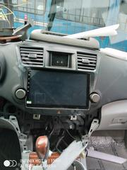 Androdi Radio For Highlander 2009 Model | Vehicle Parts & Accessories for sale in Lagos State, Mushin