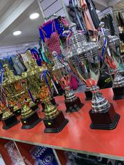 Set Of Gold And Silver Trophy | Arts & Crafts for sale in Lagos State, Lagos Mainland