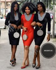 Stripe Gown | Clothing for sale in Lagos State, Ikeja