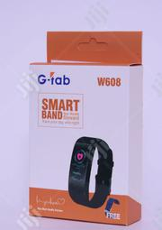 G TAB W607 Smart Band | Accessories for Mobile Phones & Tablets for sale in Lagos State, Ikeja
