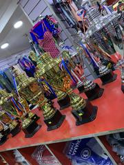 Set Of Gold Trophy | Arts & Crafts for sale in Lagos State, Victoria Island