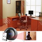 Motion Activated Video Recorder Hidden Camera Alarm Clock | Security & Surveillance for sale in Lagos State, Ikeja