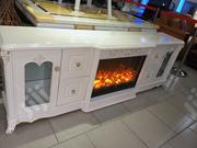 Fire Place T.V Stand | Furniture for sale in Lagos State, Amuwo-Odofin