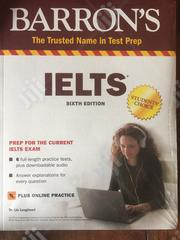 Barron IELTS 6th Edition With CD | Books & Games for sale in Lagos State, Lagos Mainland