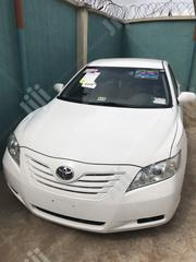 Toyota Camry 2008 2.4 LE White | Cars for sale in Lagos State, Agege
