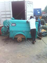 Compressor With 4 Cylinder Engine | Heavy Equipments for sale in Rivers State, Eleme