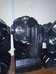 16 LED 4in1 RGBW DMX Moving Head Beam DJ Disco   Stage Lighting & Effects for sale in Lagos State, Ojo