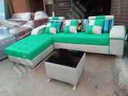 L_ Shape Sofa Chair With Small Center Table for Your Sitting Room. | Furniture for sale in Lagos State, Maryland
