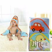 3 Pcs Carters Hooded Baby Towels | Baby & Child Care for sale in Lagos State