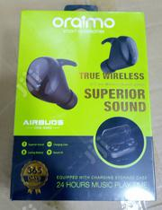 Oraimo Wireless Stereo Airbuds | Accessories for Mobile Phones & Tablets for sale in Lagos State, Ojo