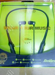 Oraimo Sport Wireless Necklace Earphones | Headphones for sale in Lagos State, Ojo