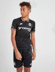 Third Children Kit Chelsea FC 19/20 Black | Children's Clothing for sale in Lagos State, Lagos Mainland
