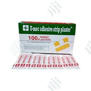 Adhesive Strip Plaster 100 Fibric Plasters | Stationery for sale in Lagos State, Amuwo-Odofin