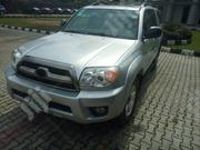 Toyota 4-Runner 2006 SR5 4x4 V6 Silver | Cars for sale in Lagos State, Ikeja