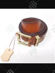 Tommy Hilfiger Belt Brown | Clothing Accessories for sale in Lagos State, Surulere