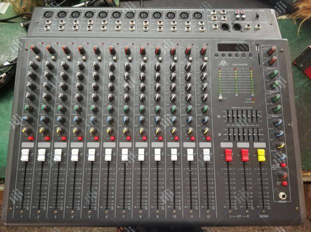 Professional 12channels Mixer