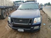 Ford Explorer 2008 Blue | Cars for sale in Lagos State, Ifako-Ijaiye