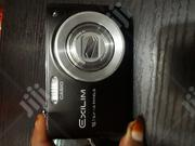 This Is Casio Exilim Camera With Video Recording 10.1megapixels | Photo & Video Cameras for sale in Lagos State, Ikeja