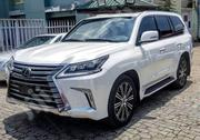 Lexus LX 570 2018 White | Cars for sale in Abuja (FCT) State, Central Business District