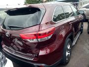 Toyota Highlander 2017 Red | Cars for sale in Lagos State, Ikeja