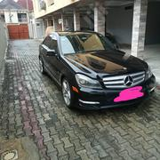Mercedes-Benz C350 2012 Black | Cars for sale in Lagos State, Lekki Phase 2