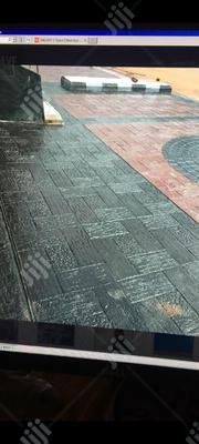 Stamped Concrete Floor Sealant/Polish, Colour Hardener, Release Agent | Building Materials for sale in Lagos State, Ajah