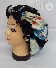 Satin Double-sided Hair Bonnet | Clothing Accessories for sale in Cross River State, Calabar