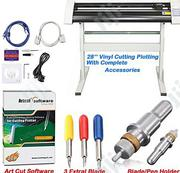 Vinyl Cutting Plotter For High Speed Production (28 | Printing Equipment for sale in Abuja (FCT) State, Kuje