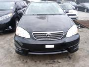 Toyota Corolla 2006 Black | Cars for sale in Lagos State, Lekki Phase 2