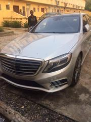Luxury Mercedes Benz S550 For Rental | Automotive Services for sale in Lagos State, Ikeja