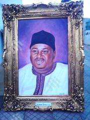 Oil Colour Portrait | Arts & Crafts for sale in Abuja (FCT) State, Central Business District