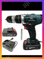 Maxmech Cordless Impact Drill /SCREWDRIVER-24V | Electrical Tools for sale in Ogun State, Abeokuta South