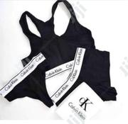 Calvin Klein 3 Pcs Lingerie Set | Clothing for sale in Lagos State, Lagos Island