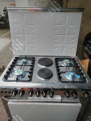 Nexus 4gas And 2electric Burners Cooker, Oven And Grill, 2yrs Wrnty. | Restaurant & Catering Equipment for sale in Lagos State, Ojo