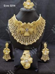 Golden Jewellery Set | Jewelry for sale in Lagos State, Ajah