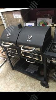 Charcoal And Gas Barbecue Grill Machine | Restaurant & Catering Equipment for sale in Lagos State, Ojo