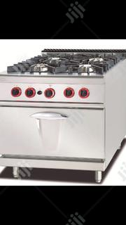 Gas Cooker With Oven 4burners | Restaurant & Catering Equipment for sale in Abuja (FCT) State, Wuse