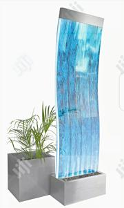 Smart Curved Water Bubble Indoor Floor Standing Fountain | Home Accessories for sale in Abuja (FCT) State, Asokoro