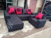 L Shape Colourful Sofa Chair for Your Sitting Room. | Furniture for sale in Lagos State, Ikeja
