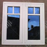 Two Panel Blue Glass Window | Windows for sale in Lagos State