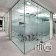 Frameless Glass Office Partition | Building & Trades Services for sale in Lagos State, Victoria Island