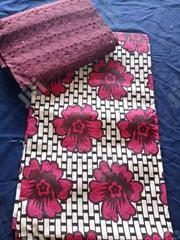 Lace And Ankara Combo   Clothing Accessories for sale in Lagos State, Ikotun/Igando