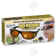 HD Vision Day & Night Wrap Arounds Glasses | Clothing Accessories for sale in Lagos State, Lagos Mainland