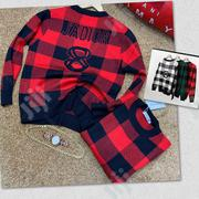 Original Christian Dior Checkered Sweatshirts | Clothing for sale in Lagos State, Lagos Island