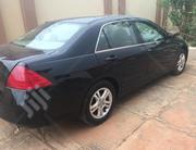 Honda Accord 2007 2.4 Exec Automatic Black | Cars for sale in Oyo State, Ibadan North
